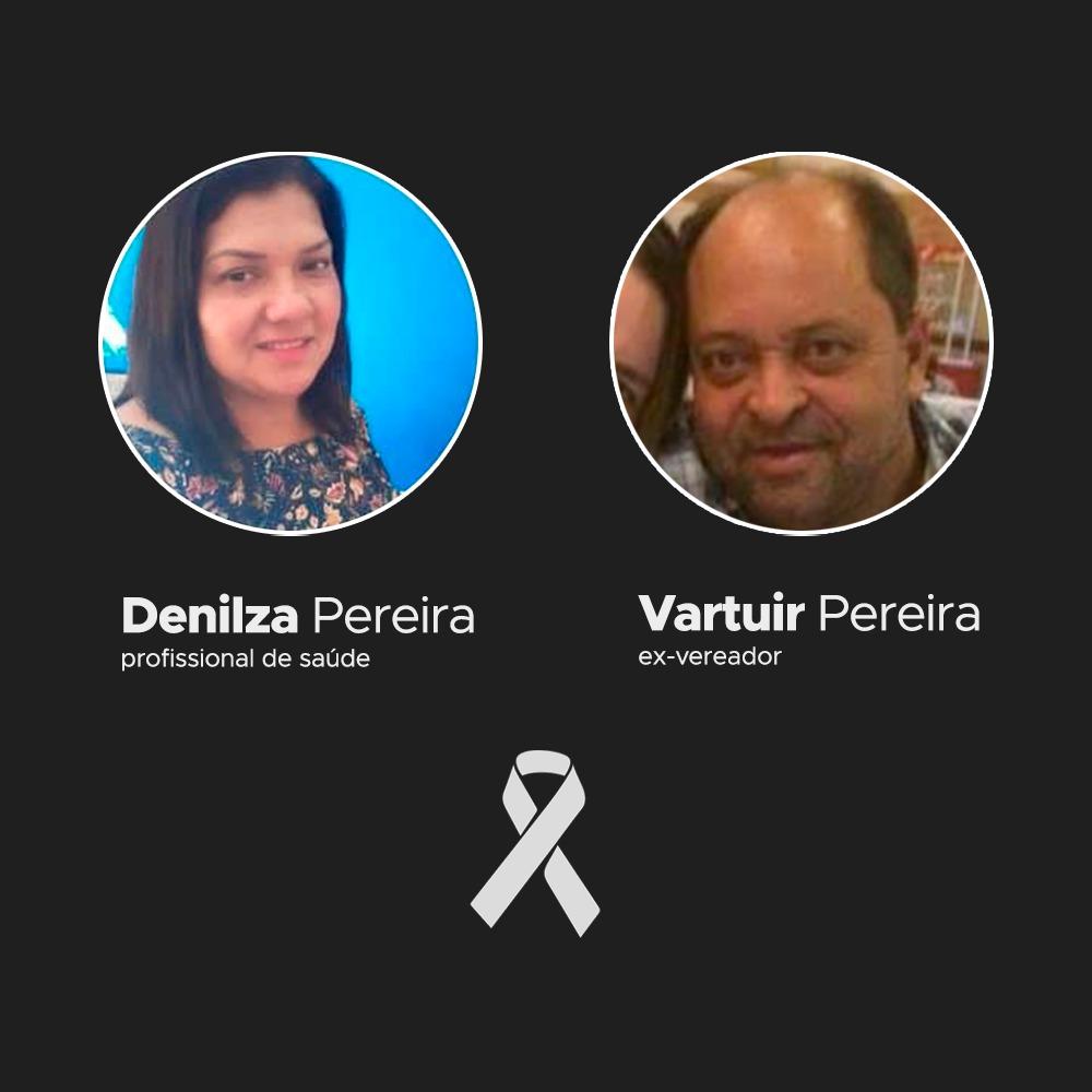 Ex-vereador e servidora da Saúde de Aparecida de Goiânia morrem por complicações da Covid-19
