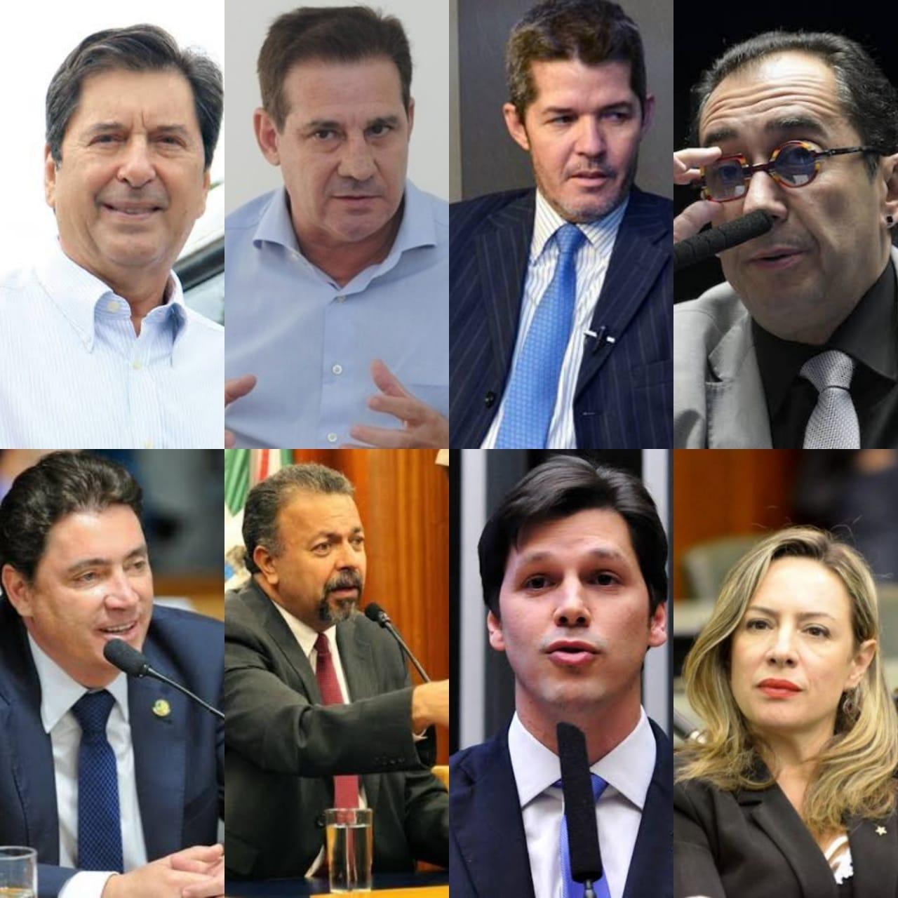 Oito nomes que podem concorrer a Prefeitura de Goi�nia em 2020
