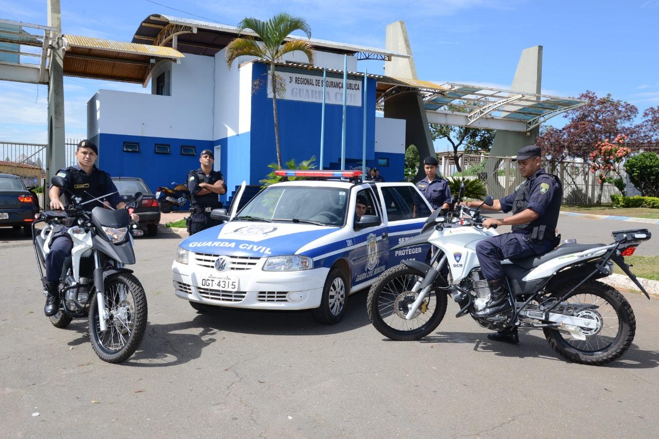 Novo comandante anuncia ações da  Guarda Civil Municipal de Aparecida