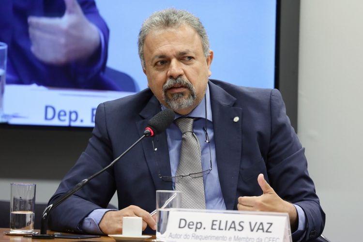 Eliaz Vaz prop�e restitui��o do imposto de renda em 48 horas ap�s envio da declara��o