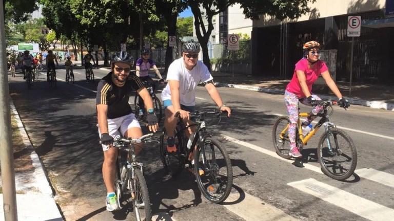 Prefeitura de Goiânia promove passeio ciclístico no Dia Mundial Sem Carro
