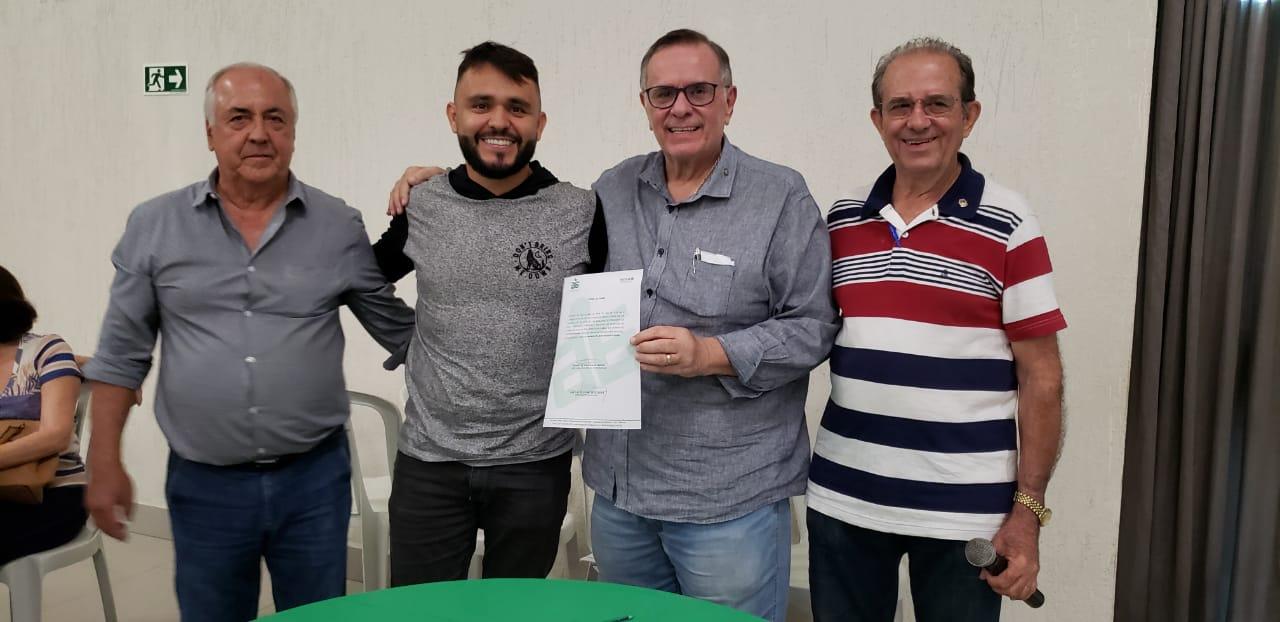 Onomar Novais � o novo diretor da Regi�o Vila Bras�lia da Aciag