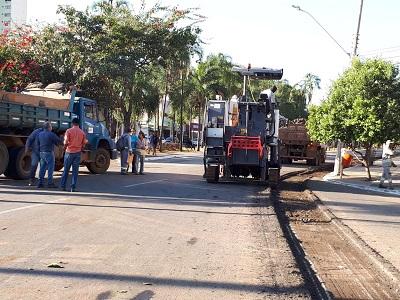 Obras na Av. Goiás colocam fim aos alagamentos no centro de Goiânia