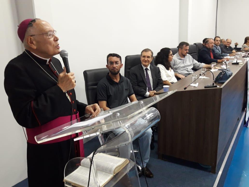 C�mara debate Fraternidade e Pol�ticas P�blicas em Audi�ncia P�blica