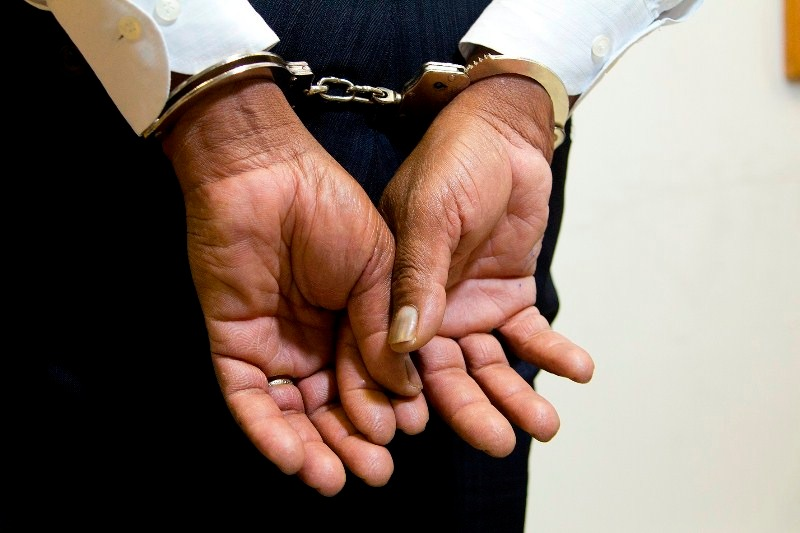 Idoso condenado por estupro de neta � preso em Aparecida de Goi�nia