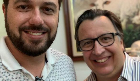 L�o Batista assume a vice-presid�ncia do Democracia Crist� em Goi�s