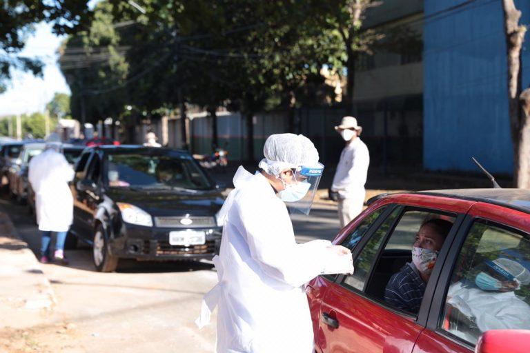 Testagem para Covid-19 em Goiânia terá novo formato