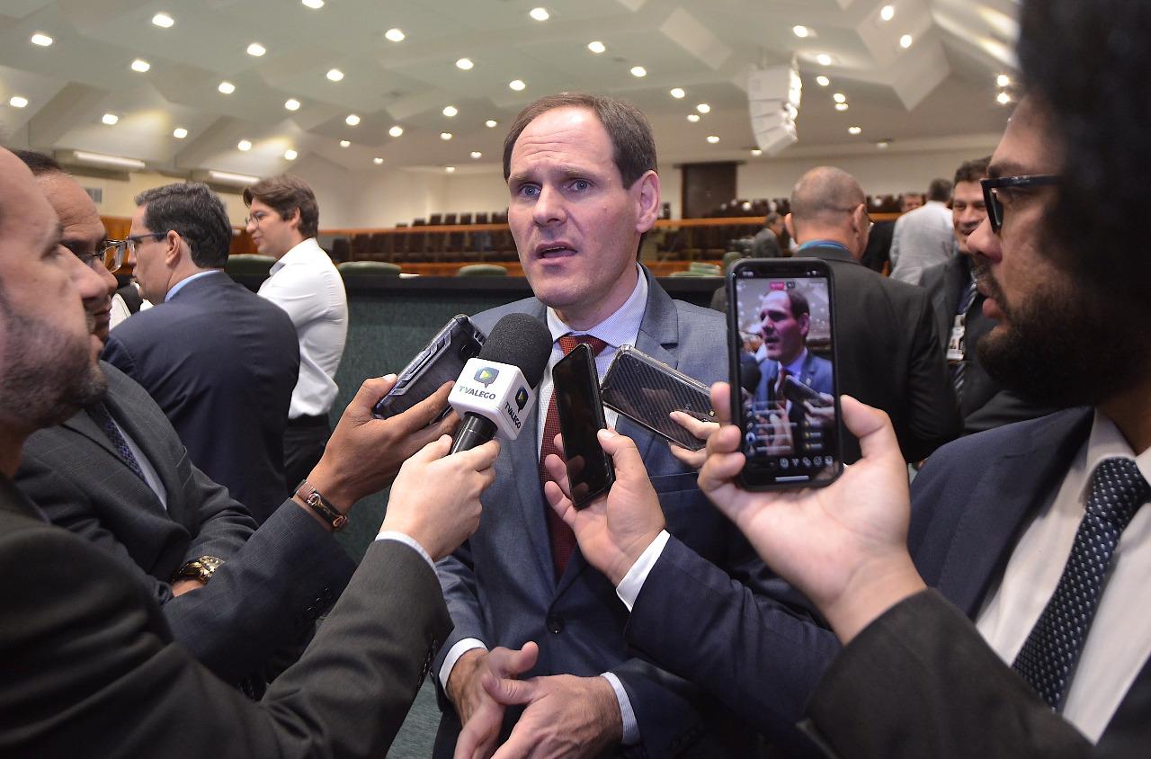 Lissauer v� com restri��o a ades�o de Goi�s ao regime de recupera��o fiscal