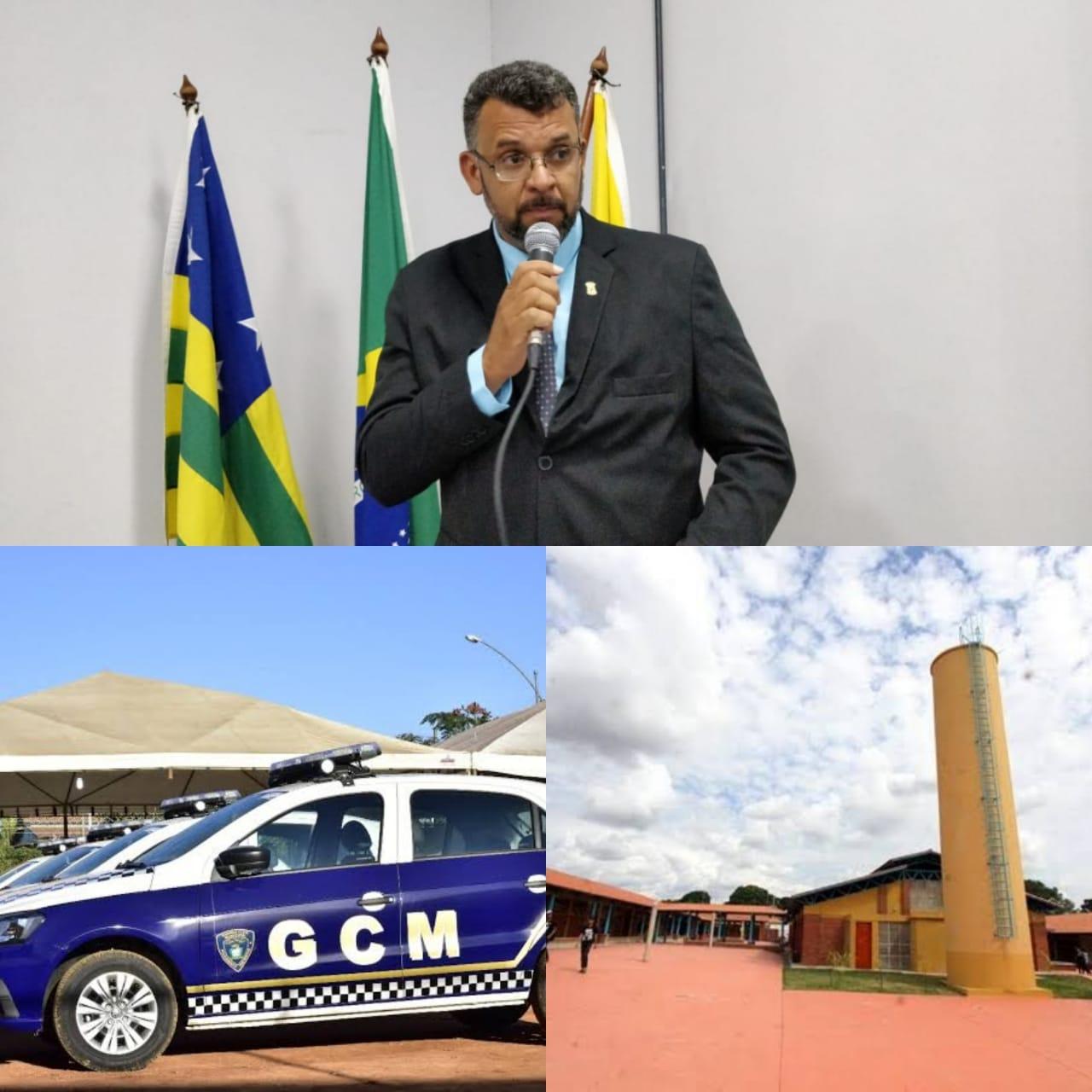 Vereador pede presença de guarda civil em escolas de Aparecida de Goiânia