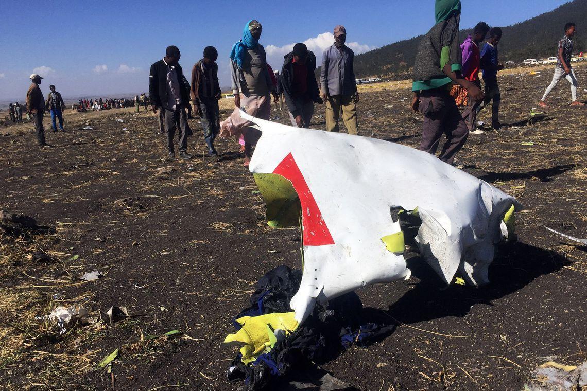 Dos 157 mortos em acidente aéreo na Etiópia, vários eram voluntários