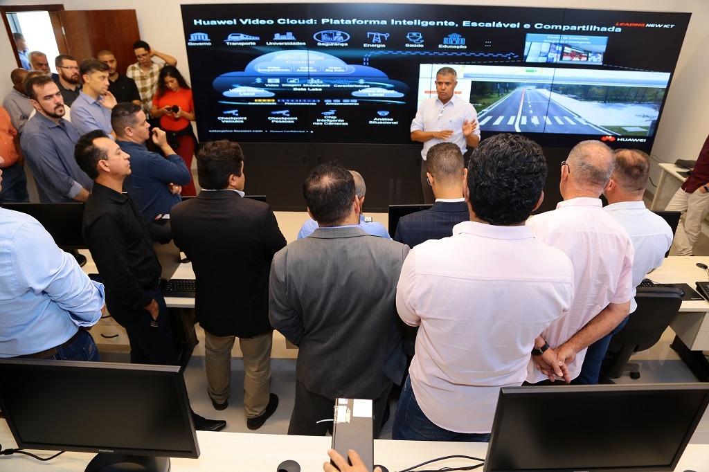 Centro de Inteligência Tecnológica se torna vitrine de Aparecida de Goiânia
