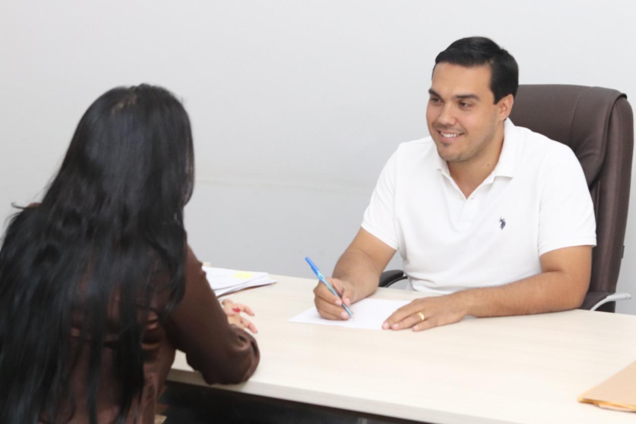 José Délio Jr. divulga equipe de secretários