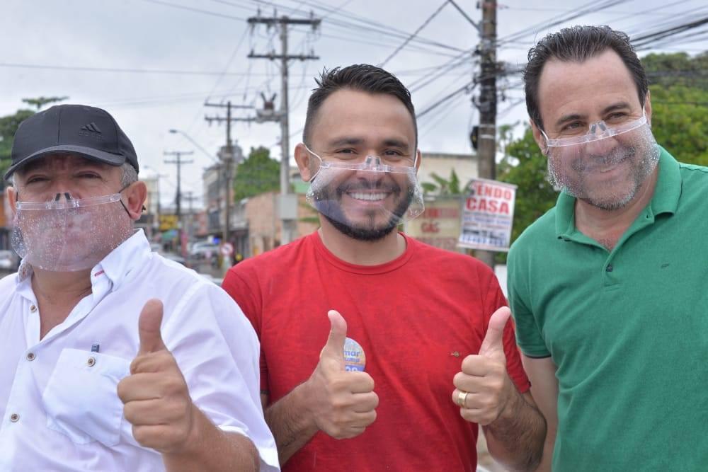 Com apoio de Veter Martins, Onomar da Puma desponta como nome forte para vereador
