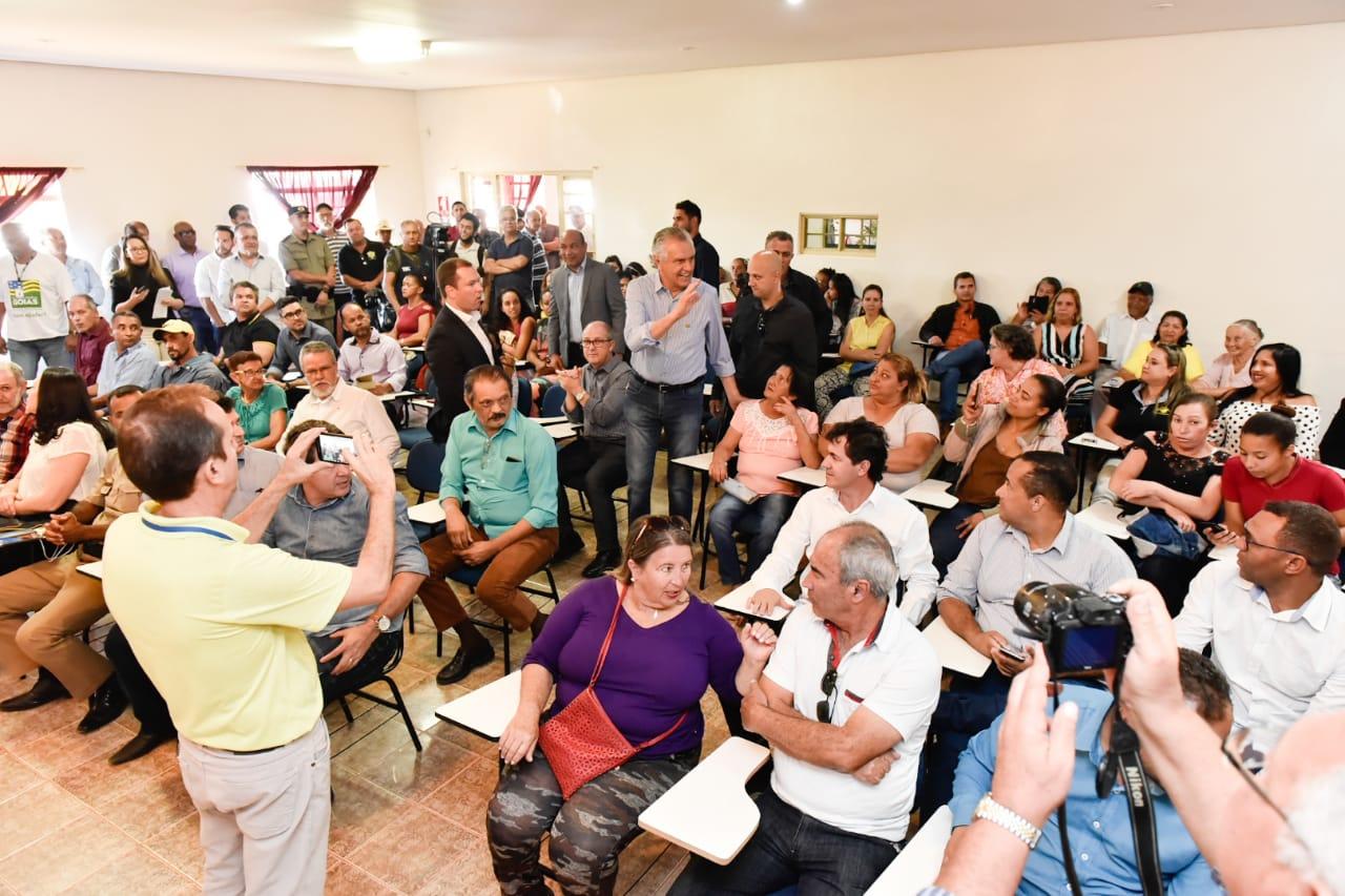 Governo de Goiás libera R$ 1 milhão para concluir obras de 96 moradias em Alto Paraíso