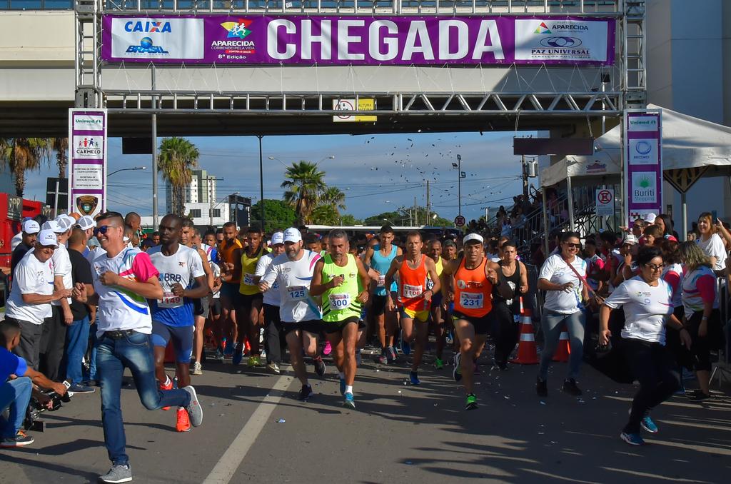 Inscri��es para a corrida contra as drogas encerram no dia 30 de setembro