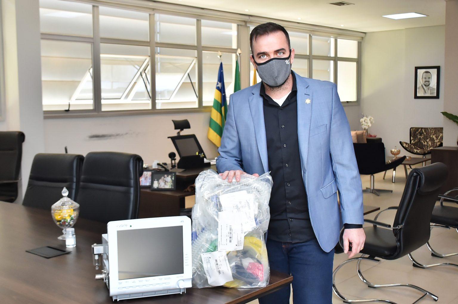 Prefeitura de Aparecida amplia n�mero de leitos de UTI para tratamento da Covid-19