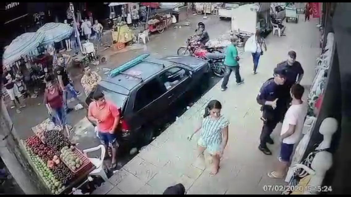 Guarda civil que agrediu homem com tapa no rosto é afastado das ruas