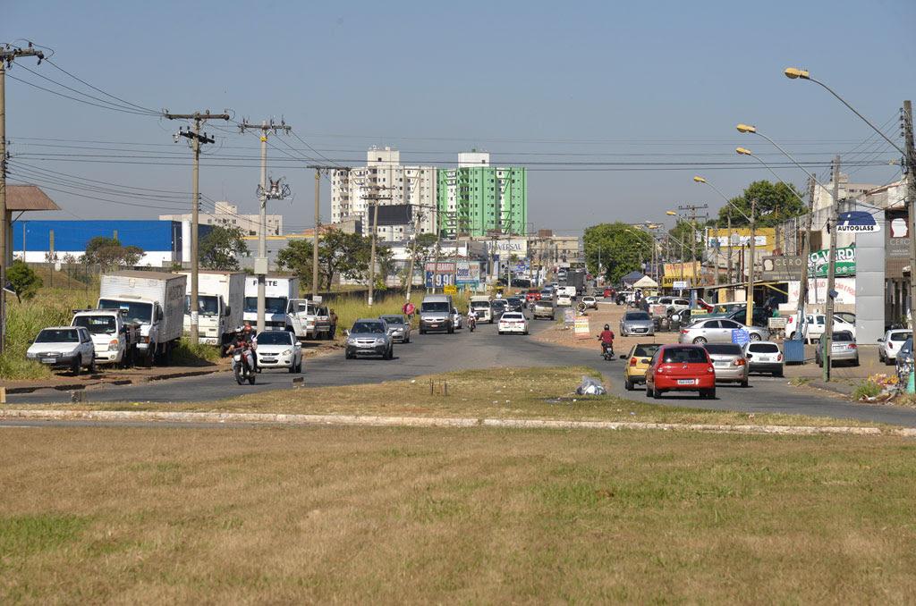 Rotat�ria pr�xima aos Correios da Vila Bras�lia ser� substitu�da por cruzamento com sem�foros