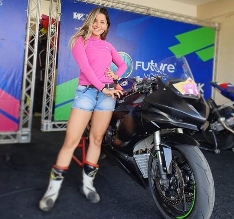 Indy Mu�oz morre em acidente na prova de abertura do Goi�s Superbike