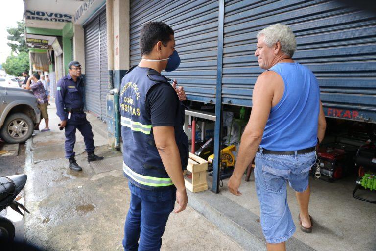 Mais de 80 pedidos de reabertura do com�rcio em Goi�nia aguardam nota t�cnica da Sa�de