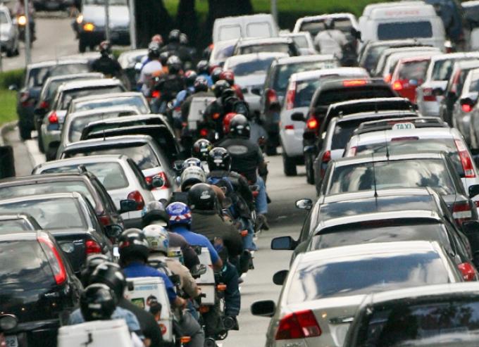 Multas de trânsito poderão ser parceladas em até quatro vezes