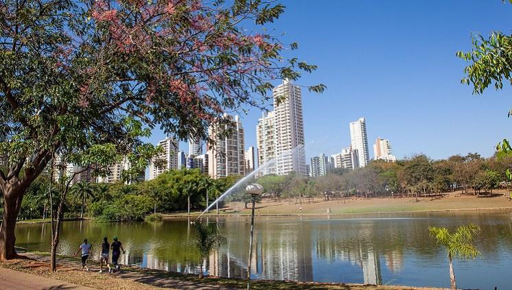 Viver próximo a parque é um dos principais desejos de moradia do goianiense, mostra pesquisa