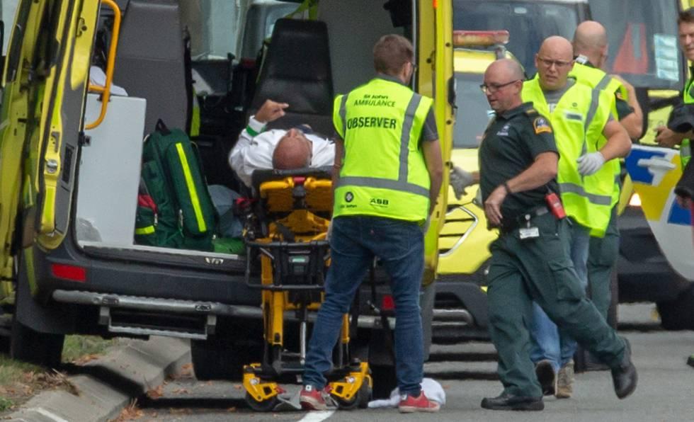 Ataques contra mesquitas deixam 49 mortos na Nova Zel�ndia