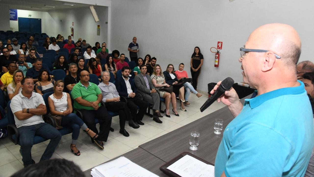 Professor Alcides promove novo debate sobre Reforma da Previd�ncia