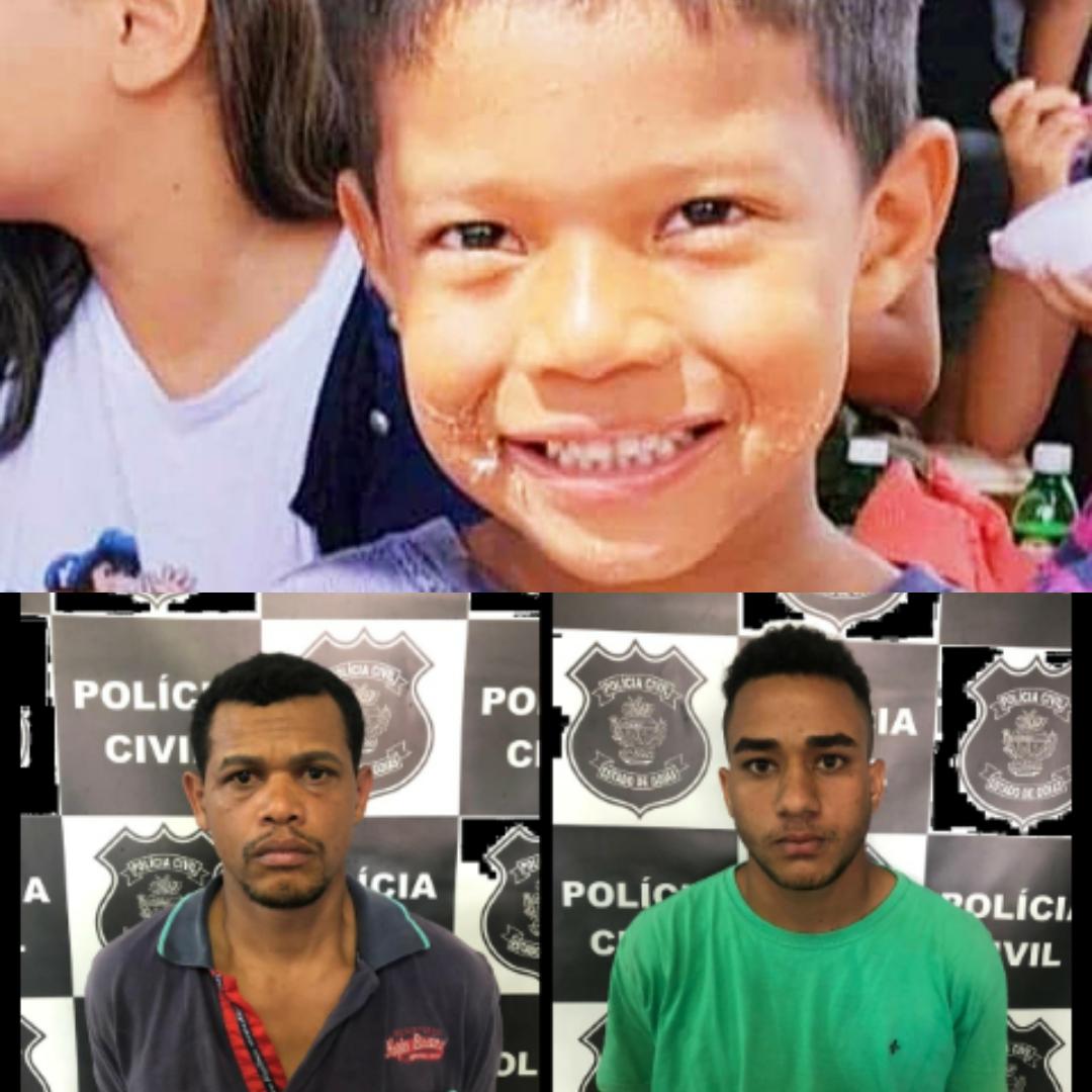 Padrasto teria matado o garoto de sete anos por mal comportamento