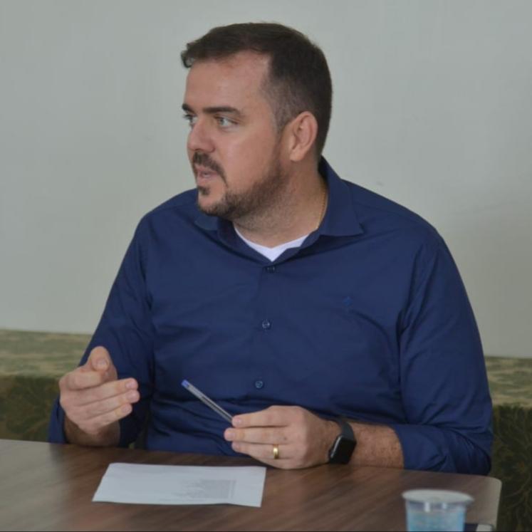 Gustavo Mendanha aposta na tecnologia como marca de sua gest�o em Aparecida de Goi�nia