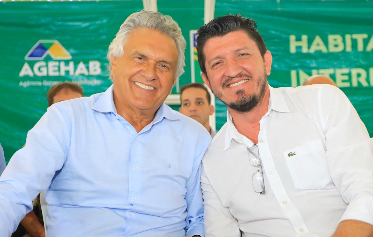Caiado destaca desempenho de Glaustin na C�mara dos Deputados