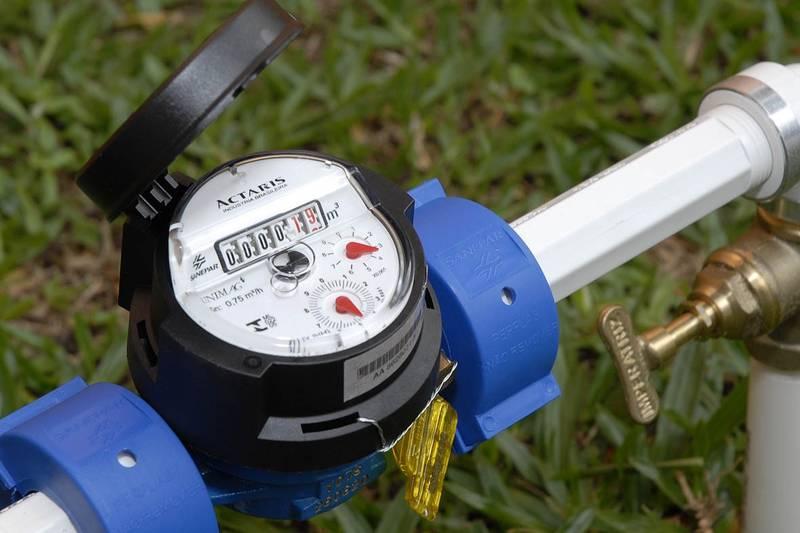 Aparecida de Goiânia deve contar com dispositivo que elimina ar nos hidrômetros