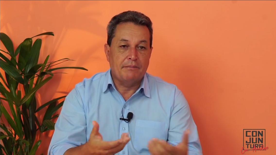 Pr�-candidato a prefeito, Reinaldo Alves destaca import�ncia da transpar�ncia no servi�o p�blico