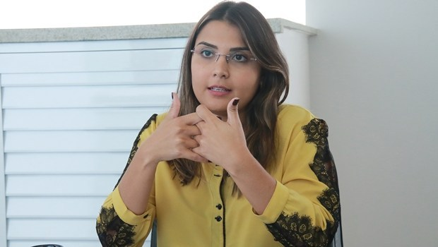 Vereadora Sabrina Garc�z  prop�e altera��es ao Decreto de regulamenta��o  dos motoristas de aplicativos de Goi�nia