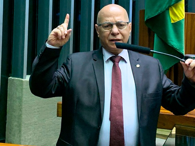 Professor Alcides amplia poder sobre legendas menores em Aparecida de Goiânia