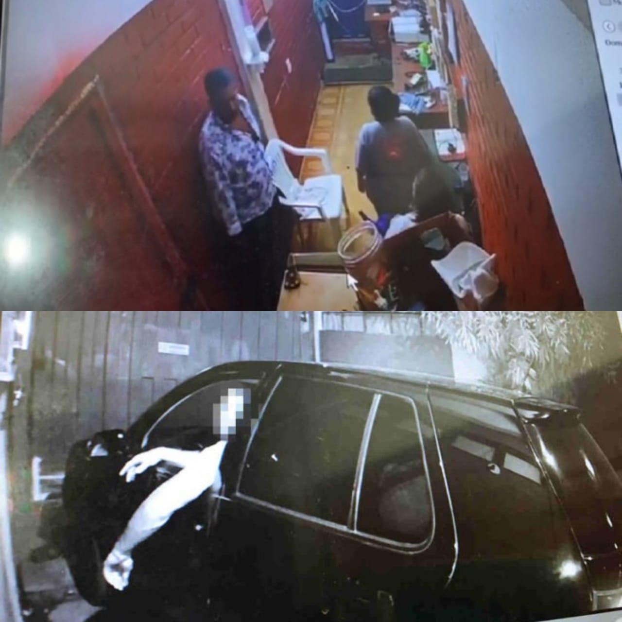 PM que atirou em atendente de motel permanece preso