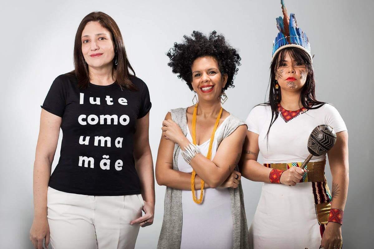 Mandata Coletiva e Compartilhada de Mulheres lan�a pr�-candidatura