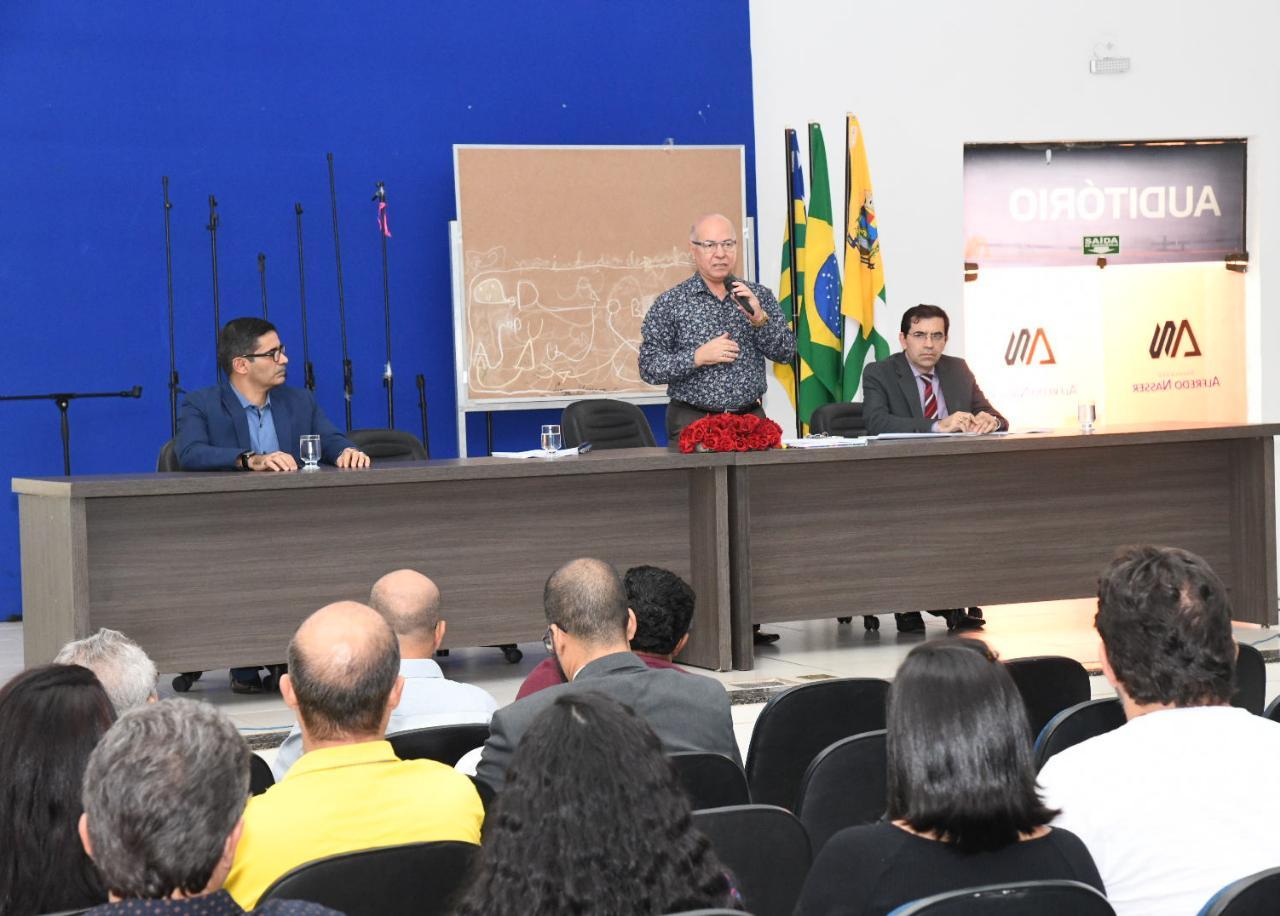Professor Alcides promove debate sobre a Reforma da Previd�ncia