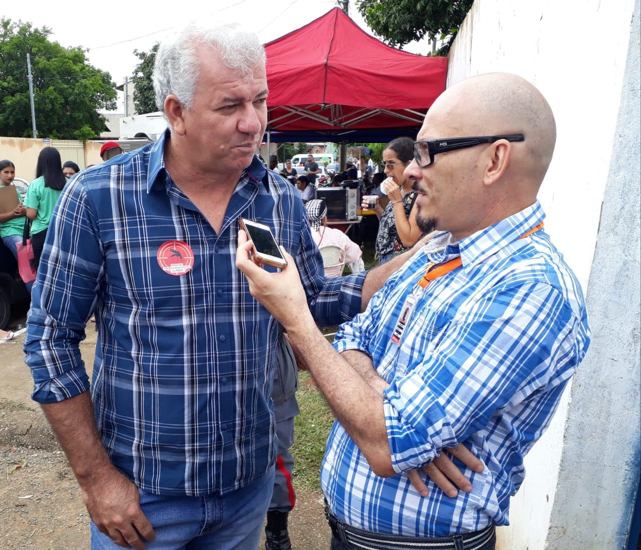 Vereador mais bem votado, Gilsão Meu Povo vive lua de mel com o Executivo