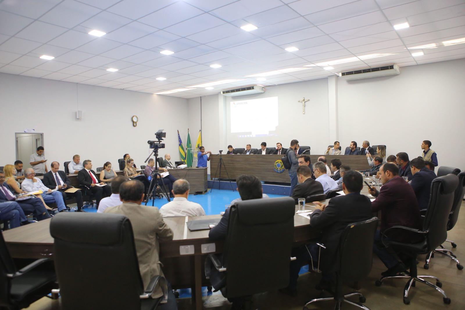 Vereadores propõem prorrogação do REFIS
