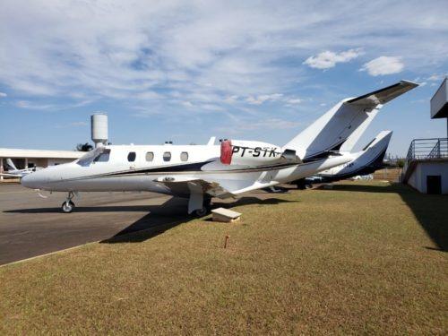 Justiça cede para uso da polícia aeronave apreendida com traficantes