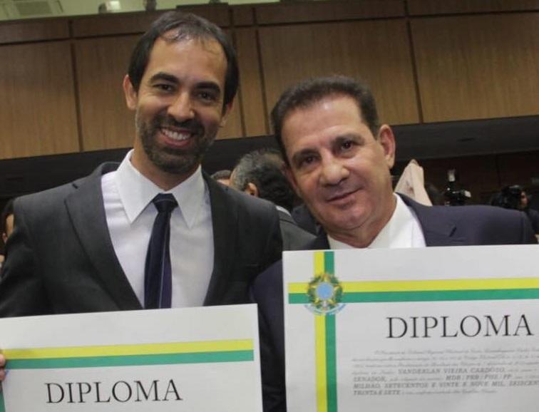 Fernando Pellozo consolida seu nome como pré-candidato do PP em Senador Canedo