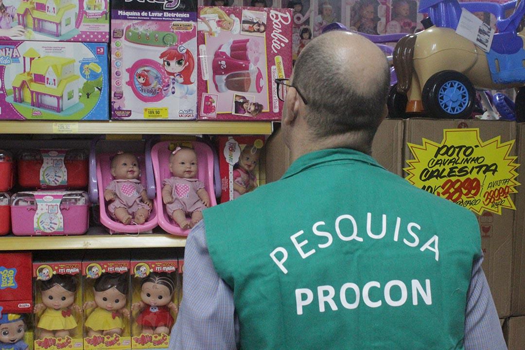 Dia das Crianças: Procon Goiânia divulga pesquisa