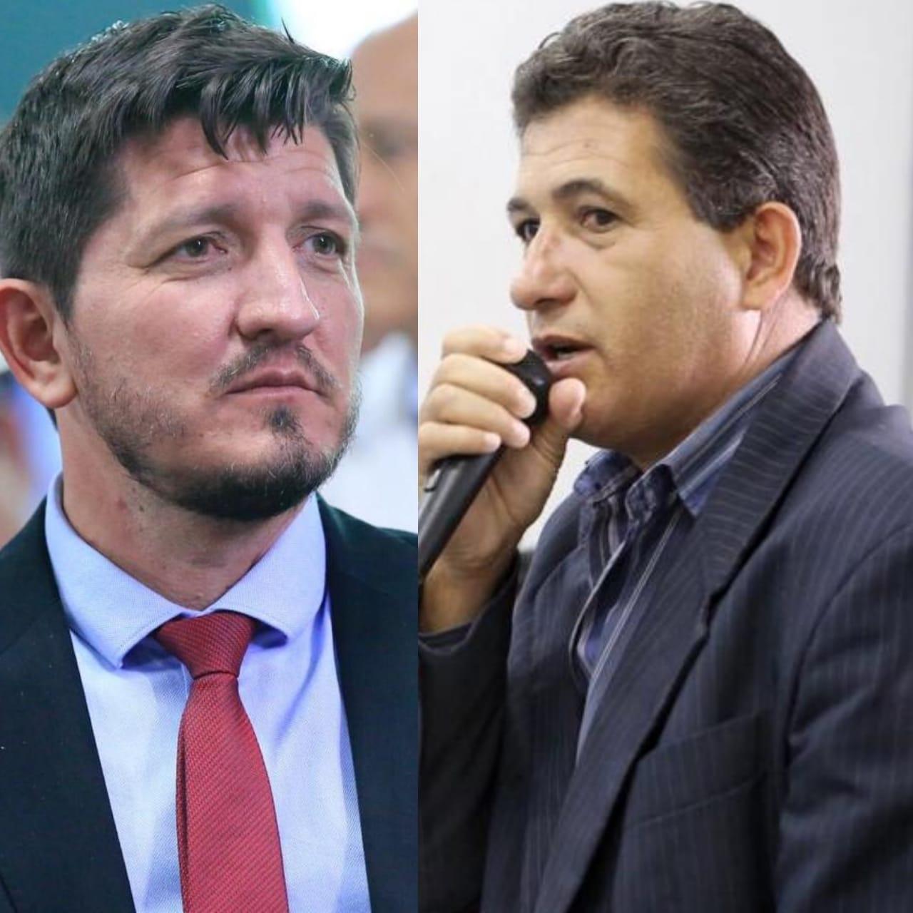 Presidente do PP reafirma apoio a Gustavo Mendanha