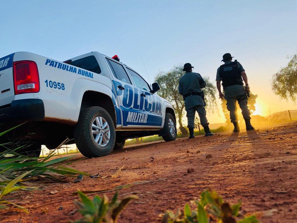 Goiás reduz em mais de 40% os casos roubo no campo