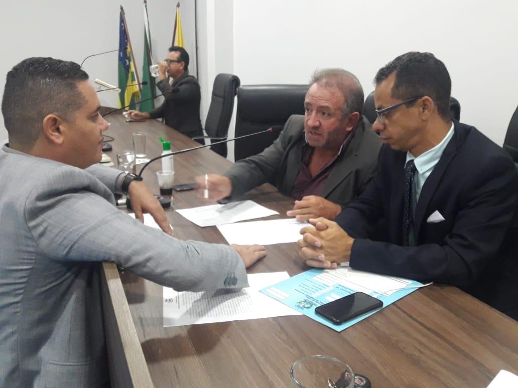 Vereadores aprovam decreto que declara calamidade p�blica em Aparecida de Goi�nia