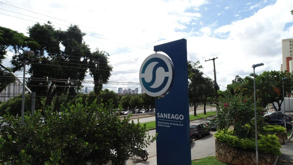 Saneago prorroga prazo para negociação de débitos