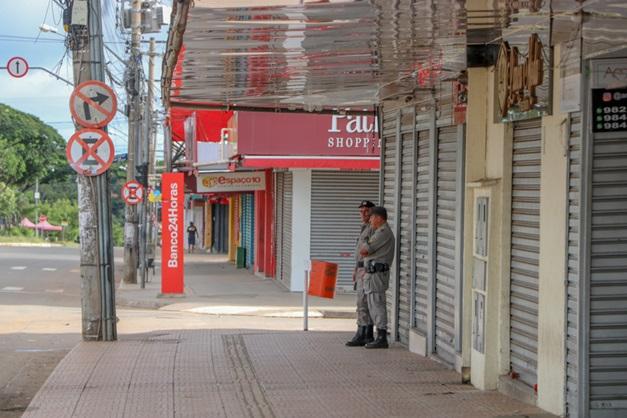 Flexibiliza��o vai permitir reabertura de mais com�rcios em Goi�nia ap�s o dia seis de junho