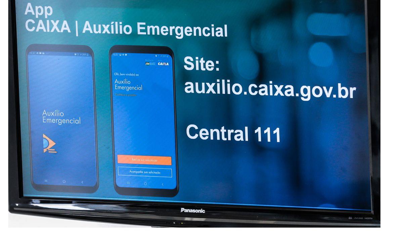Governo Federal segue com pagamento de segunda parcela do aux�lio emergencial