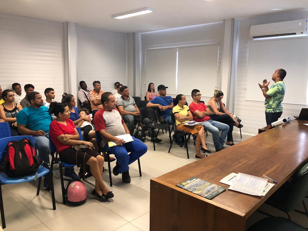 Prefeitura de Aparecida oferece palestras sobre direitos e obriga��es do Microempreendedor Individual